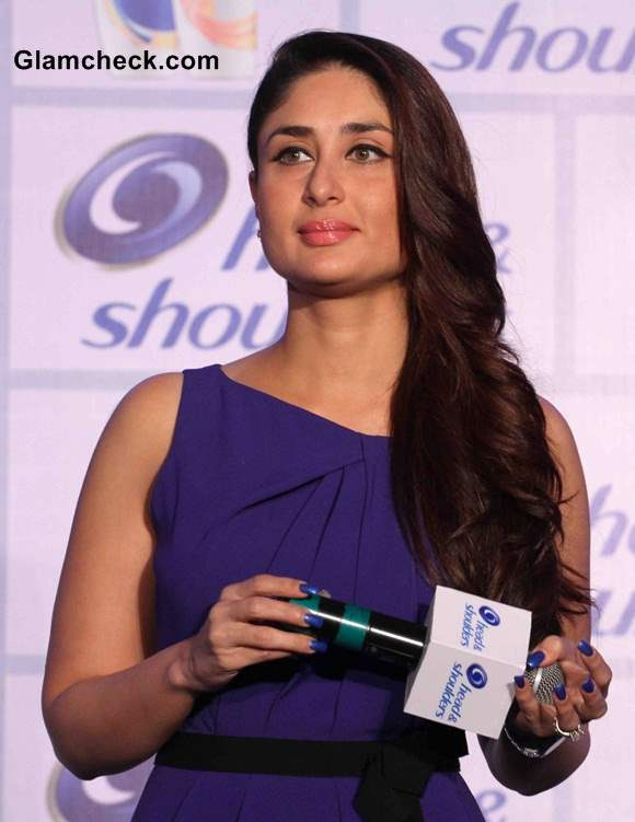 Kareena Kapoor at the launch of Head Shoulders New Range