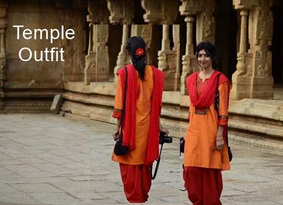 Lepakshi Temple Outfit Nalli Silks