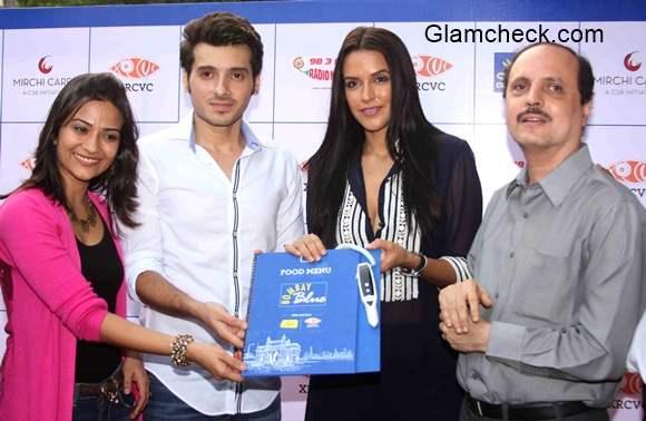 Neha Dhupia at Bombay Blue Launch