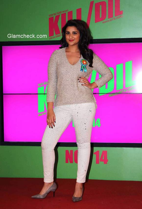 Parineeti Chopra launches romantic track Sajde