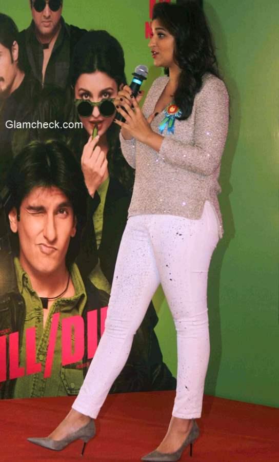 Parineeti Chopra launches track Sajde from Kill Dill on her Birthday