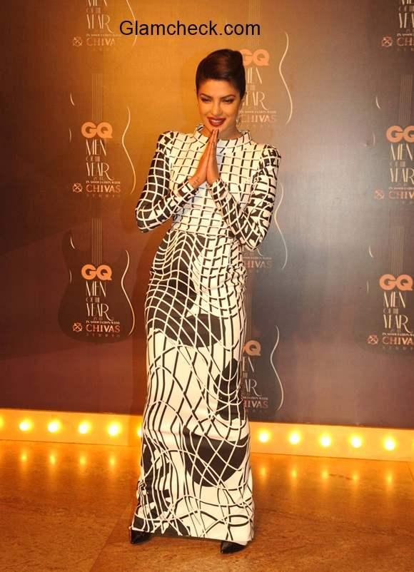 Priyanka Chopra at GQ Men of the Year Awards 2014