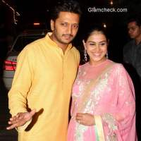 Riteish and Genelia pics