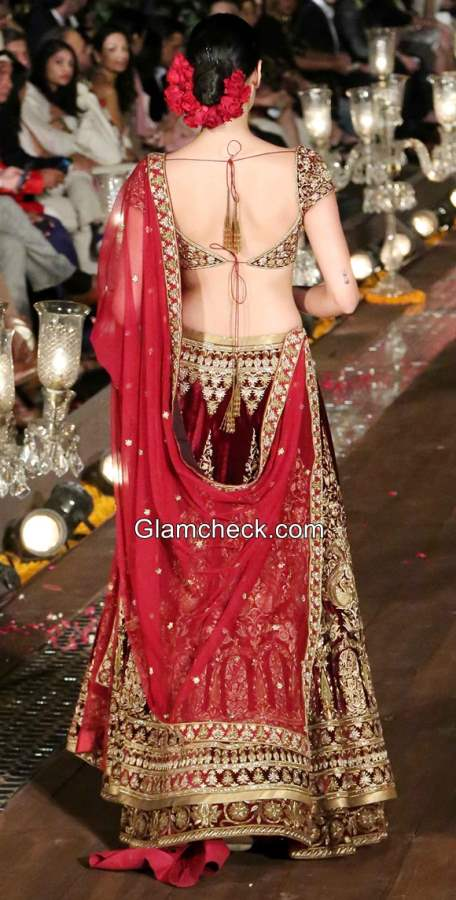 Rohit Bal WIFW 2014 Collection Gilbagh