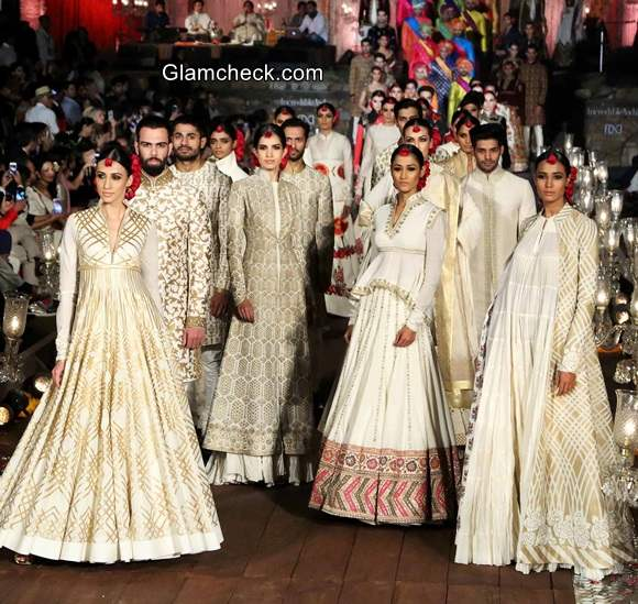 Rohit Bal WIFW 2014 Collection Gulbagh