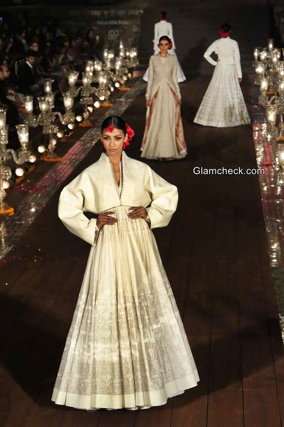 Rohit Bal WIFW 2014 Collection