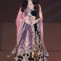 Shradda Kapoor at the IBJA fashion show in Archana Kochhar and Gitanjali jewelleries