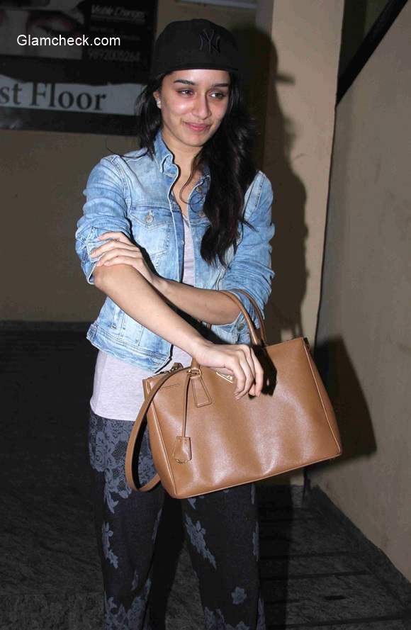 Shraddha Kapoor without makeup Pictures