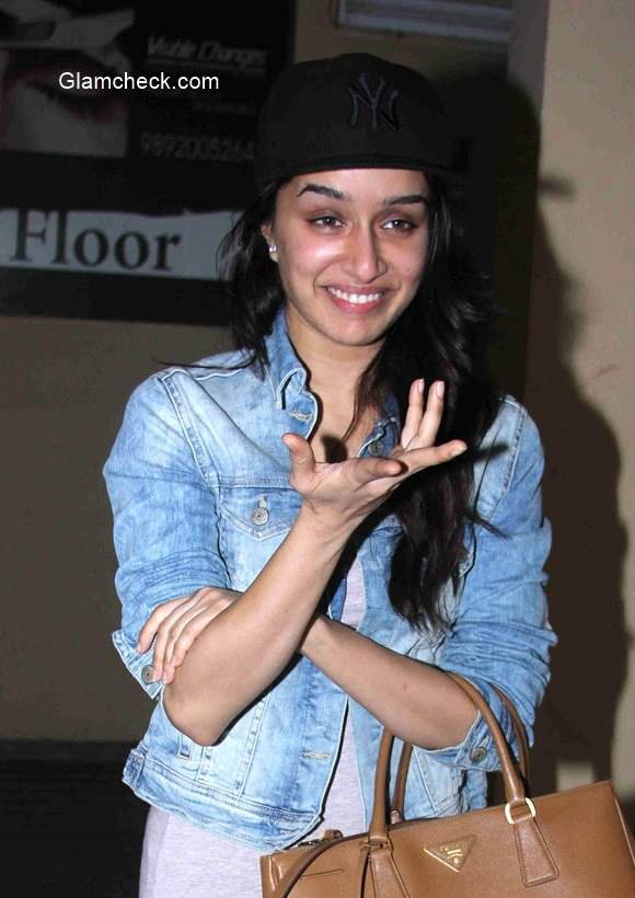 Shraddha Kapoor without makeup pictures 2014