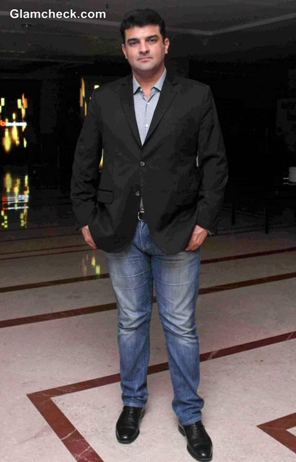 Sidharth Roy Kapur 2014
