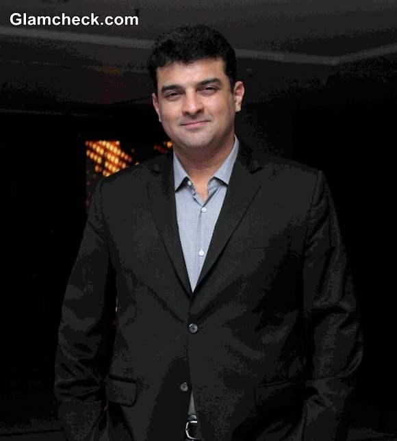 Sidharth Roy Kapur during the launch of Bindass Play
