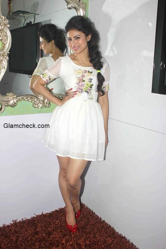 Television actress Mouni Roy