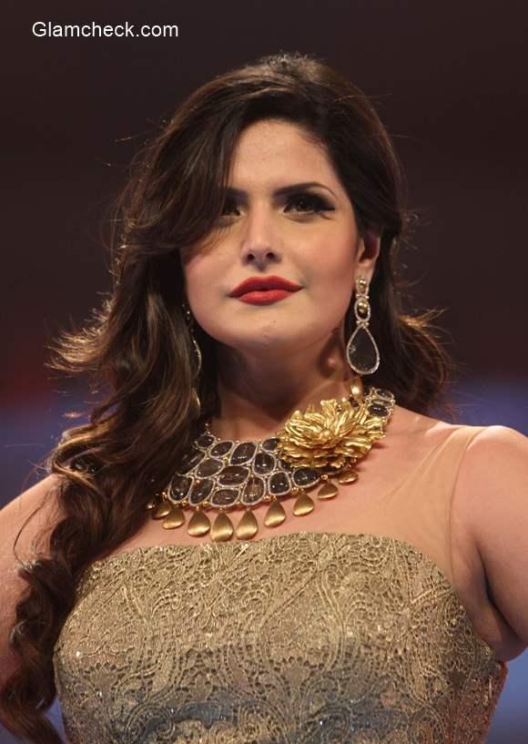 Zarine Khan 2014