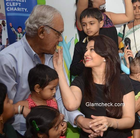 Aishwarya Rai Sponsors 100 Cleft Surgeries on 20th Anniversary of Winning Miss World