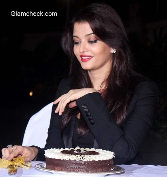 Aishwarya Rai at her 41st birthday Celebration