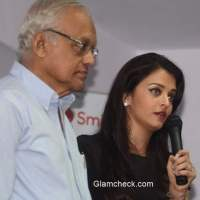 Aishwarya Rai with her Father pictures