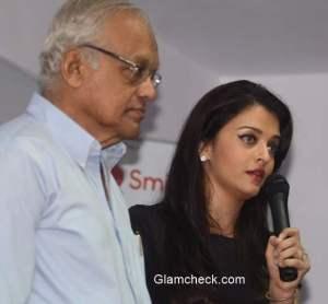 Aishwarya Rai Sponsors 100 Cleft Surgeries on 20th Anniversary of Winning Miss World