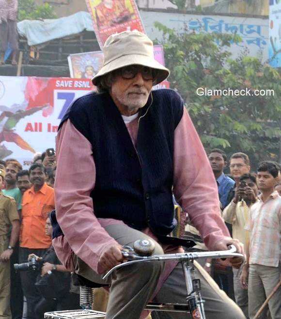 Amitabh Bachchan in Piku 2015