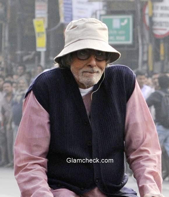Amitabh Bachchan look in Piku