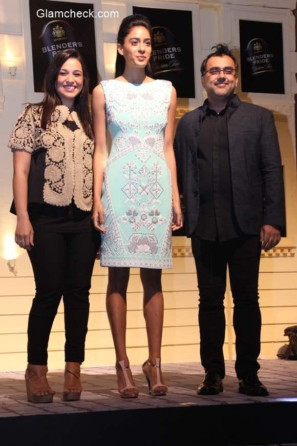 Blenders Pride Fashion Tour 2014 Pankaj and Nidhi