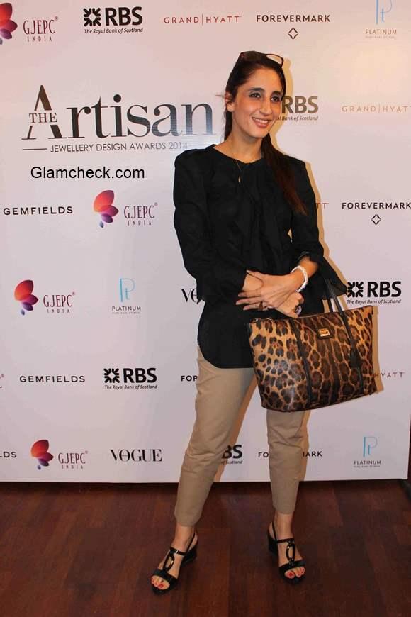 Farah Ali Khan 2014