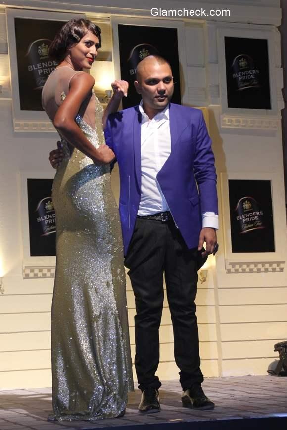 Gaurav Gupta Blenders Pride Fashion Tour 2014
