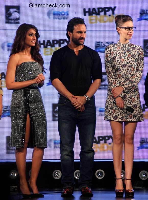Happy Ending film Star Cast