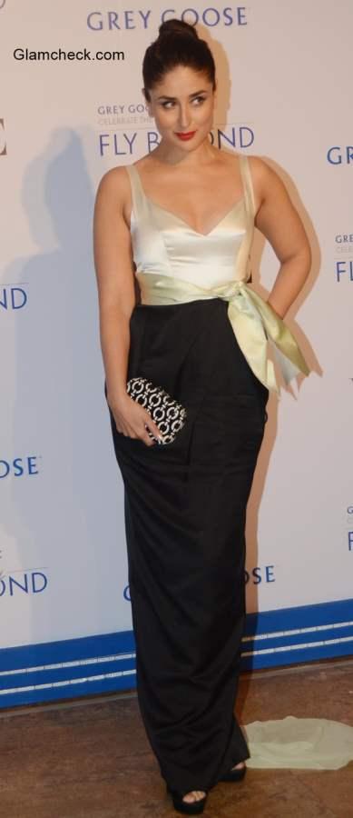 Kareena Kapoor at Grey Goose Fly Beyond Awards 2014