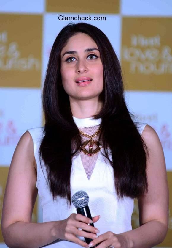 Kareena Kapoor shares her Beauty Secrets at launch of ITC Vivel Love Nourish range