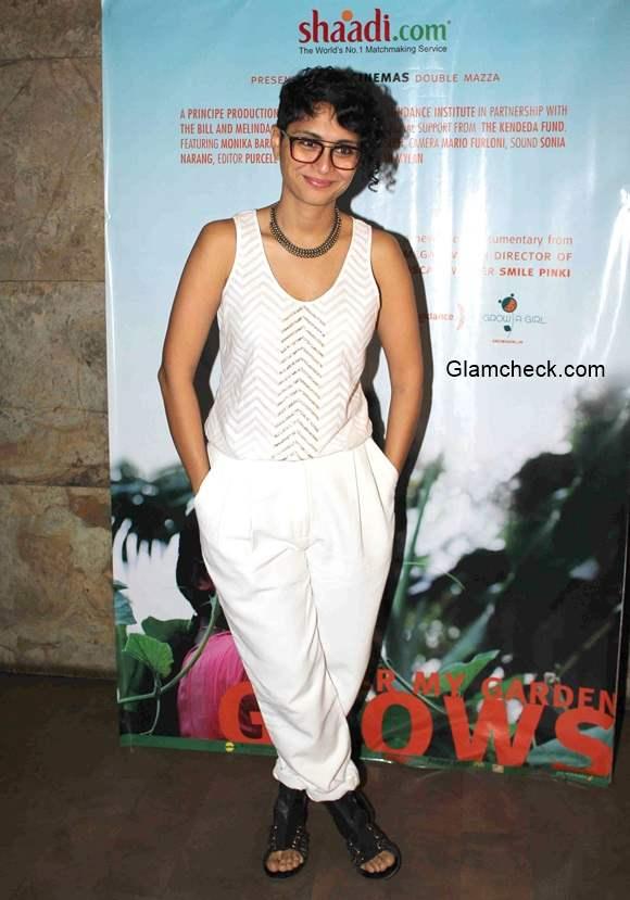 Kiran Rao 2014 Style