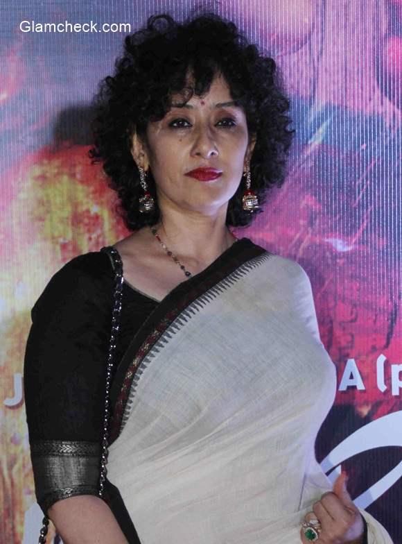 Manisha Koirala at the screening of film Rang Rasiya in Mumbai