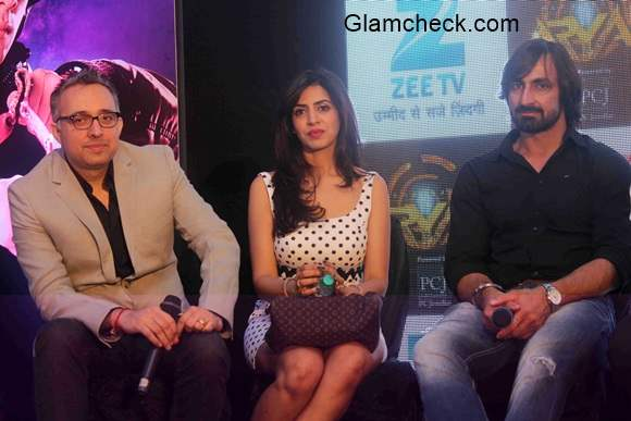 New Zee TV Maharakshak Aryan launched in Mumbai
