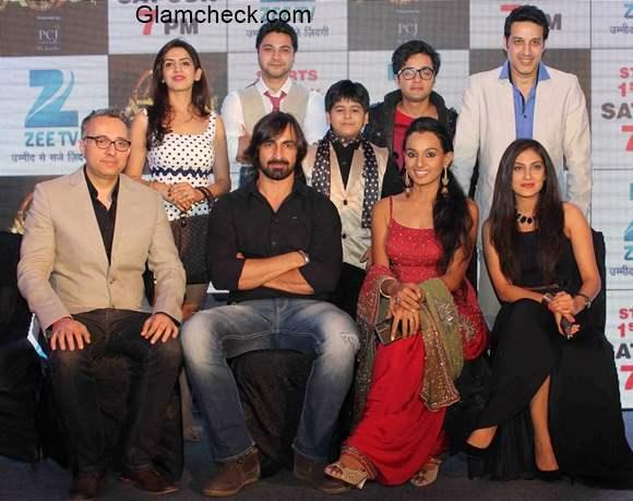 New Zee TV superhero series Maharakshak Aryan launched in Mumbai