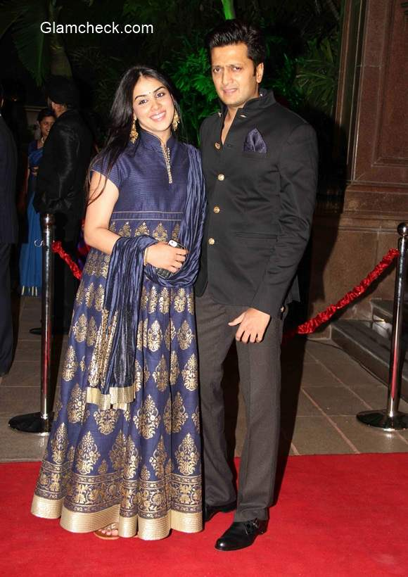 Celeb Looks From Arpita Khan And Aayush Sharmas Wedding Reception