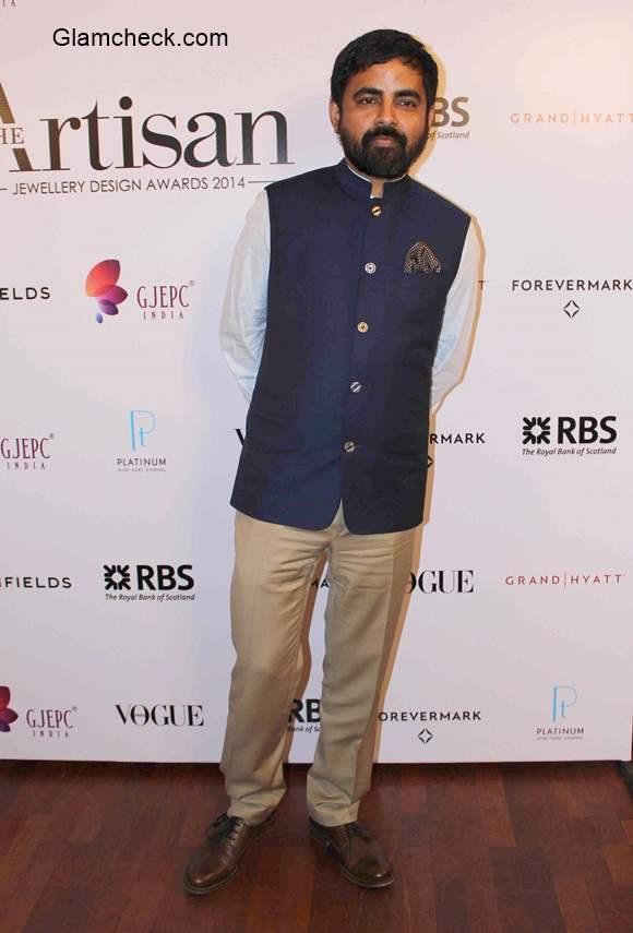 Sabyasachi Mukherji at The Artisan Awards 2014 Final Round of Screening