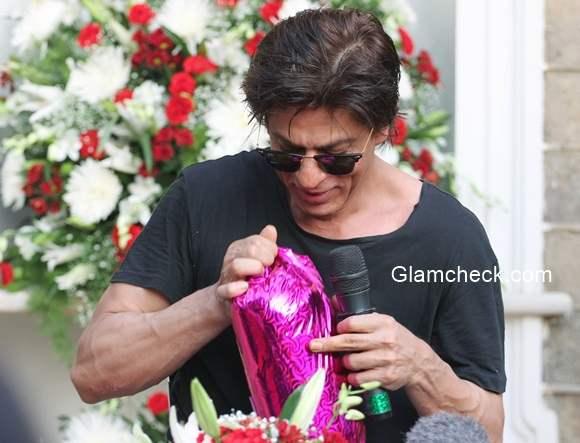 Sharukh Khan 49th birthday Celebrations