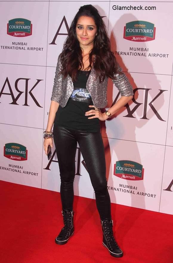 Shraddha Kapoor 2014 In leggings