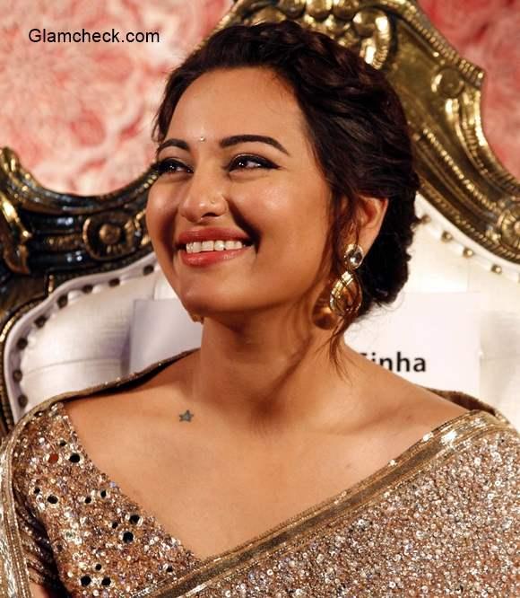 Sonakshi Sinha in Lingaa movie