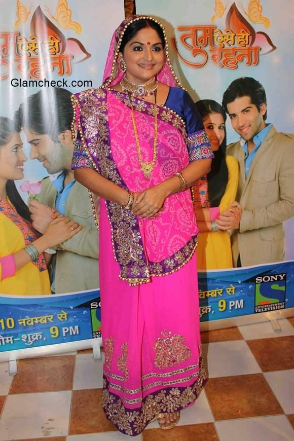 Sony TV Tum Aise Hi Rehna Indira Krishna