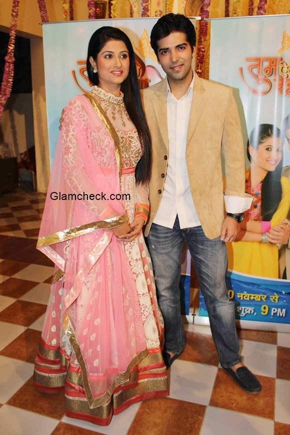 Sony TV Tum Aise Hi Rehna Shefali Sharma Sethi and Kinshuk Mahajan