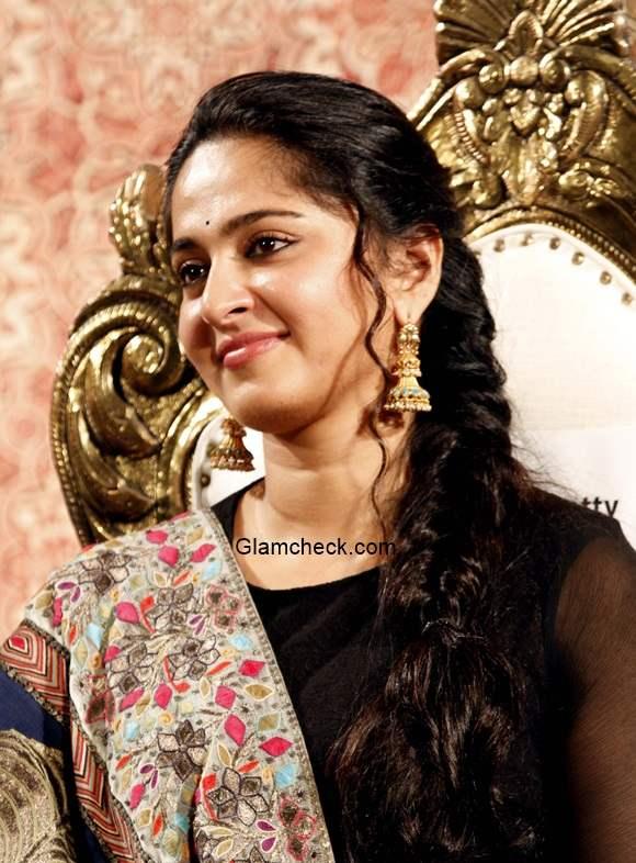 South Indian actor Anushka Shetty