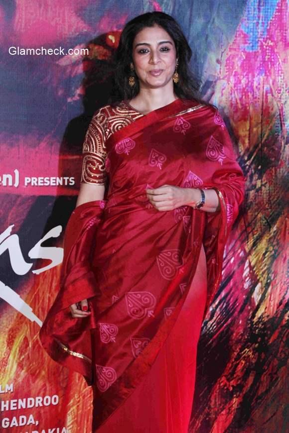 Tabu 2014 at the screening of Rang Rasiya