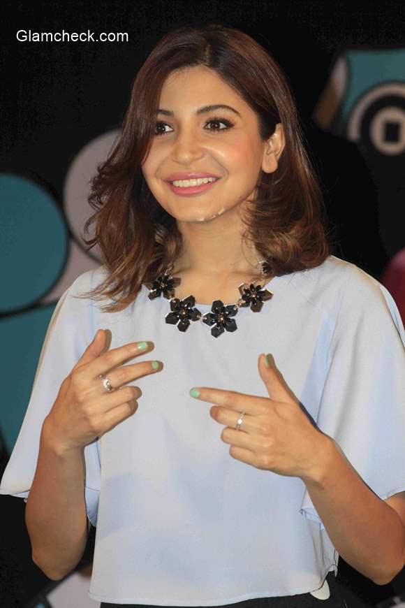 Anushka Sharma in Koovs and Topshop at the shoot Captain Tiao