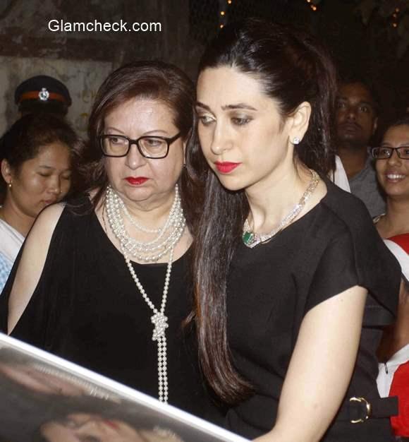 Babita and Karishma Kapoor