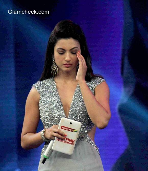 Gauhar Khan gets molested and slapped by a man