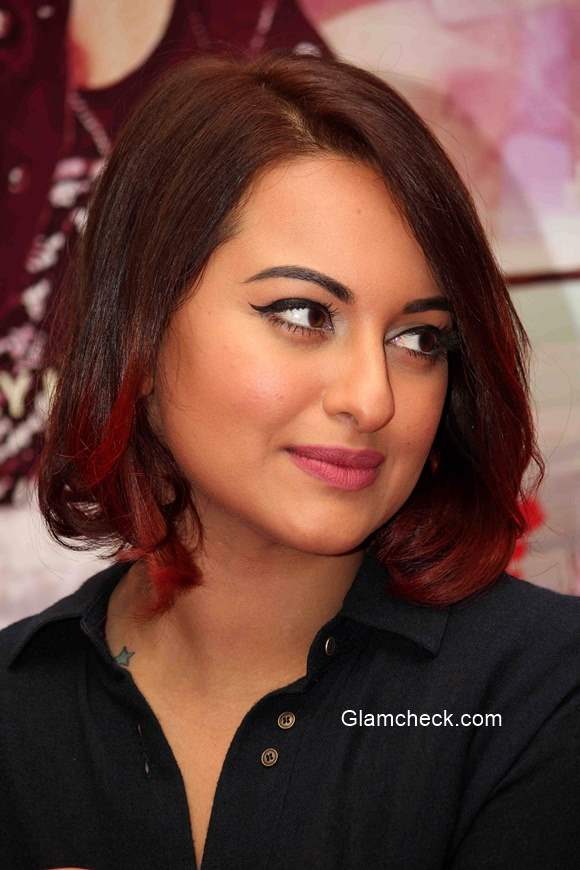 sonakshi sinha brings style to the promotions of film tevar