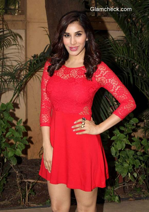 Sophie Choudry 2014 announces her New Years Eve performance at Pune