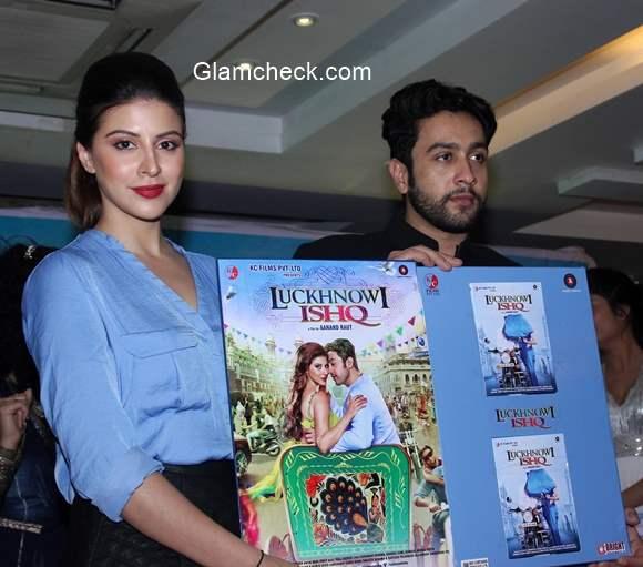 Adhyayan Suman and Karishma Kotak unveils the first look of Luckhnowi Ishq