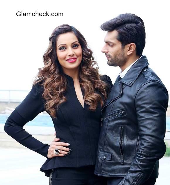 Bipasha Basu and Karan Singh Grover in Alone