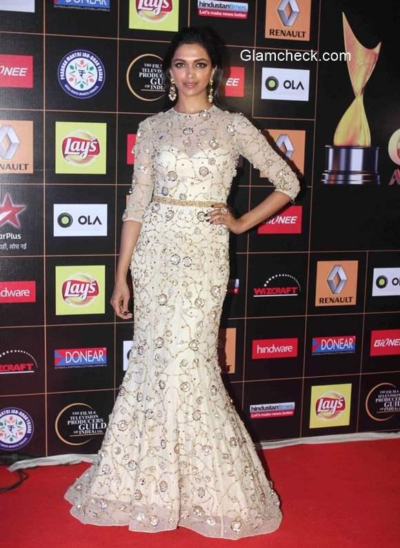 Deepika Padukone 2015 Renault Star Guild Awards